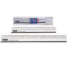 【奇奇文具】COX CS-2000 20cm透明壓克力直尺