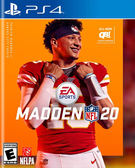 PS4 勁爆美式足球 20(美版代購)