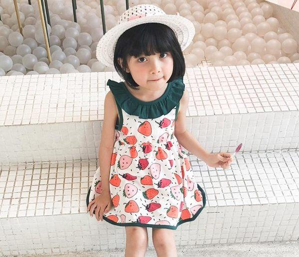 女童洋裝嬰幼兒0棉質洋氣公主裙3歲2女小寶寶夏裝1兒童裝裙子夏(交換禮物 創意)聖誕