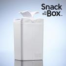 Snack in the box 加拿大 兒童零食攜帶盒 / 分裝盒 / 點心罐 -355ml -冰雪白