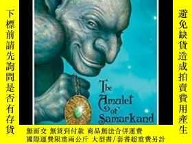 二手書博民逛書店The罕見Amulet Of Samarkand (the Bartimaeus Trilogy, Book 1)