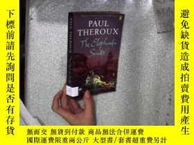 二手書博民逛書店PAUL罕見THEROUX THE ELEPHANTA SUIT