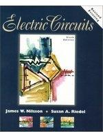 二手書博民逛書店 《Electric Circuits, Revised Printing》 R2Y ISBN:0130321206│JamesW.Nilsson