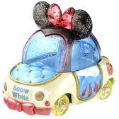 迪士尼夢幻珠寶小汽車 粉鑽蝴蝶結小車 白雪公主_DS59515