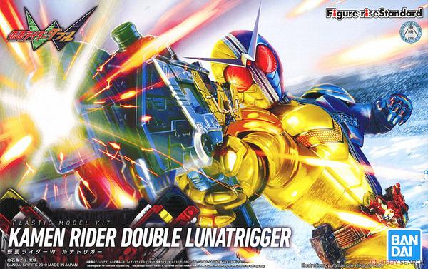 組裝模型 Figure-rise standard 假面騎士W 月神槍手型態 ルナトリガー  TOYeGO 玩具e哥