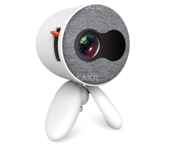 家用投影儀小型可連手機一體機便攜式投影機無線wifi迷你高清家庭影院1080宿舍臥室牆