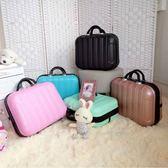新款手提化妝包14寸便攜收納洗漱包小號迷你16寸行李箱LOGO