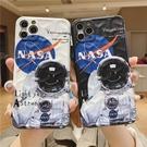 手機殼 NASA宇航員蘋果11手機殼男iphone11Promax潮牌全包攝像頭防摔硅膠軟殼 美物