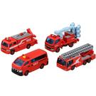 TOMICA小汽車組 消防車組_ TM85654