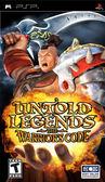 PSP Untold Legends: The Warriors Code 無盡的傳說:武士道(美版代購)