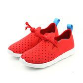 native APOLLO MOC 阿波羅系列 休閒鞋 舒適 紅色 小童 童鞋 23102400-6400 no503