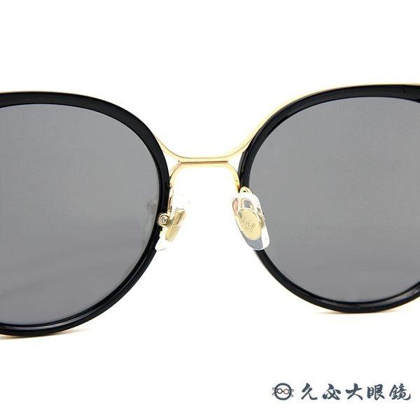 HELEN KELLER 林志玲代言 H8707 (金) 貓眼 水銀 太陽眼鏡 久必大眼鏡
