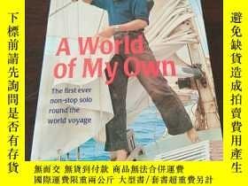 二手書博民逛書店A罕見World of My Own: The First Ev