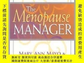 二手書博民逛書店The罕見Menopause Manager: A Safe Path for a Natural Change-