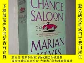 二手書博民逛書店英文原版罕見Last Chance Saloon by Mari