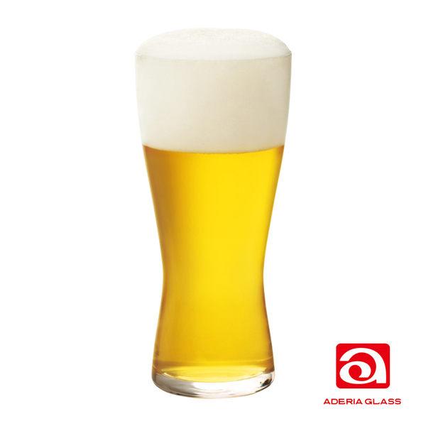 日本ADERIA 強化薄吹啤酒杯310ml