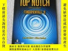 二手書博民逛書店Top罕見Notch Fundamentals B Split: