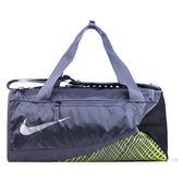 NIKE VAPOR MAX AIR 旅行袋 休閒 大容量 側背 氣墊 舒適 鐵灰 黑 綠【運動世界】BA5478-099