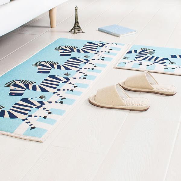 時尚創意地墊29 廚房浴室衛生間臥室床邊門廳 吸水長條防滑地毯(45cm*120cm)