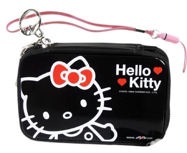 【卡漫城】 Hello Kitty 馬口鐵 相機包 ㊣版 保護 數位 收納盒 防護包 線材收納 小物化妝品收納 造型