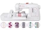 勝家縫紉機  FUTURA XL 580...