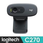 【南紡購物中心】【羅技】 C270 HD 網路攝影機*1 + G102 黑 電競滑鼠*2