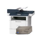 FujiXerox DocuPrint M375z 黑白無線雙面傳真雷射多功複合機 搭三支CT203108原廠碳粉匣