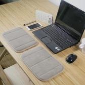 海綿鍵盤手托辦公桌滑鼠墊午睡趴睡墊子電腦桌桌墊護腕護肘手肘墊  【快速出貨】