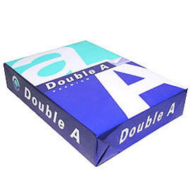 【Double A】 A4影印紙A&a 白色 (70磅) 500張入/包   10包/箱 (請勿選超商取貨)