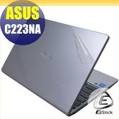 【Ezstick】ASUS Chromebook C223 NA 透氣機身保護貼(含上蓋貼、鍵盤週圍貼) DIY 包膜