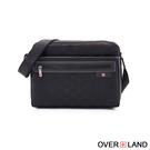 OVERLAND - 美式十字軍 - 美式潮酷格紋輕體側背包 - 2714