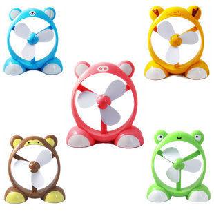 可愛動物造型 USB風扇