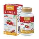【永信HAC】蔓越莓益菌膠囊(60粒/瓶)-每份含10億乳酸菌;全素