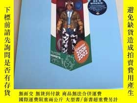 二手書博民逛書店堂本剛Calendar罕見2001-2002 日版 堂本剛 二手