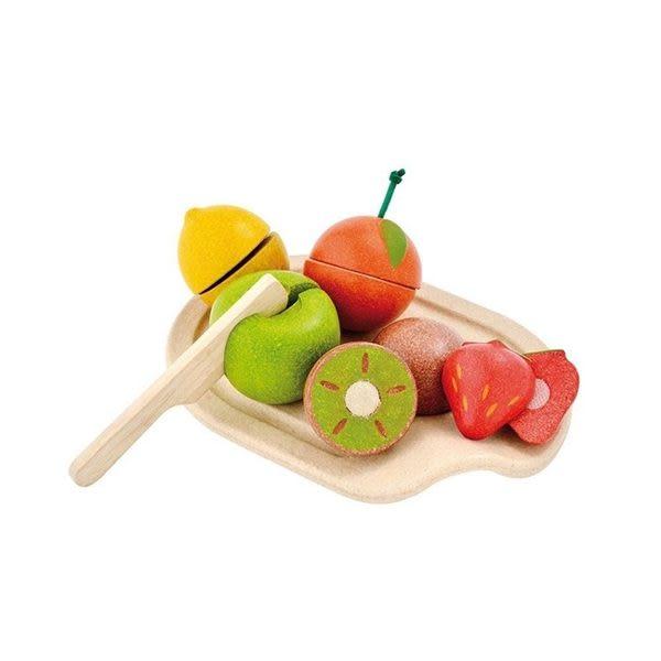 GMP BABY PLANTOYS綜合水果盤1組