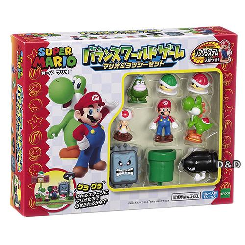 《 EPOCH 》瑪利歐平衡遊戲 ( 附公仔 )  / JOYBUS玩具百貨