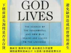 二手書博民逛書店Where罕見God Lives: The science of