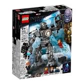 76190【LEGO 樂高積木】超級英雄系列 - 鋼鐵人鐵霸王 Iron Man: Iron Monger Mayhem