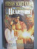 【書寶二手書T5/原文小說_ICW】Orson Scott Card HEARTFIRE