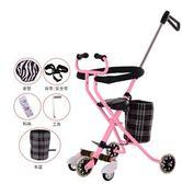 帶娃出門溜娃神器遛娃神器嬰兒童三輪車寶寶手推車輕便可折疊簡易  卡米優品