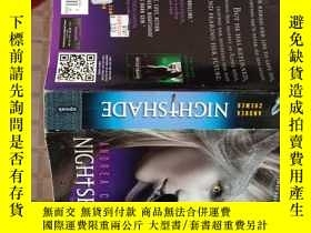 二手書博民逛書店Nightshade罕見Nightshade Trilogy : Book 1Y214704 Andrea C