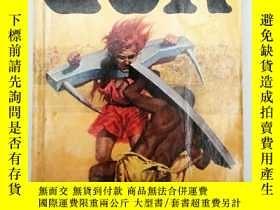 二手書博民逛書店Outlaw罕見of Gor 英文原版Y274081 John