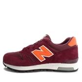New Balance ML565WO D [ML565WO] 男鞋 休閒 經典 運動 酒紅 橘 總統