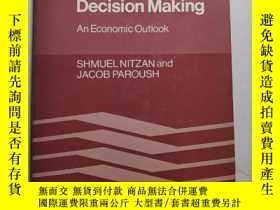 二手書博民逛書店COLLECTIVE罕見DECISION MAKING AN E