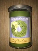 Yankee Candle蠟燭 IVY WELCOME YCE098