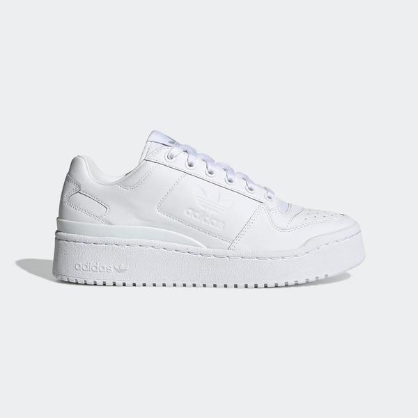 Adidas Forum Bold W [FY9042] 女鞋 運動 休閒 厚底 經典 復古 籃球風 穿搭 愛迪達 白