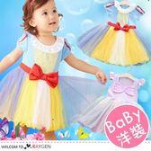 表演服卡通童話氣質公主洋裝 紗裙