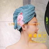 超強吸水加厚速干幹髮帽 洗擦頭發的毛巾女洗頭浴帽