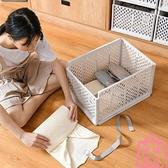 收納箱抽屜式衣服收納整理箱衣物儲物盒【匯美優品】