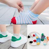 北極絨兒童襪子夏季薄款純棉寶寶襪男童女童短襪透氣網眼運動船襪
